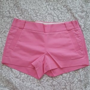 J.Crew New Pink City Fit Shorts
